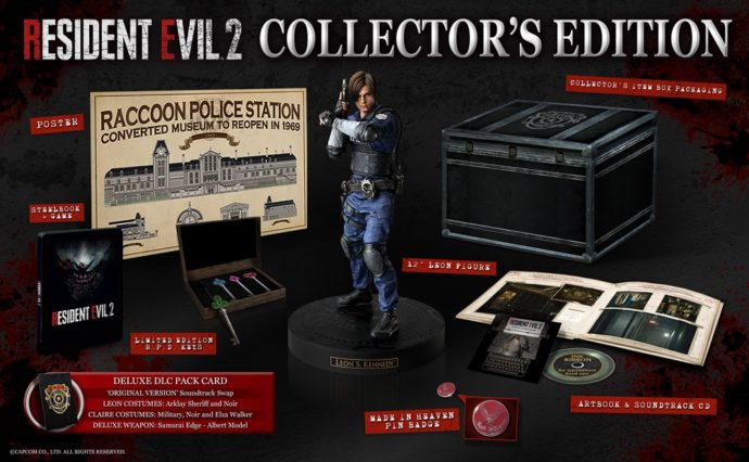 What fans can expect from the European Collector's Edition